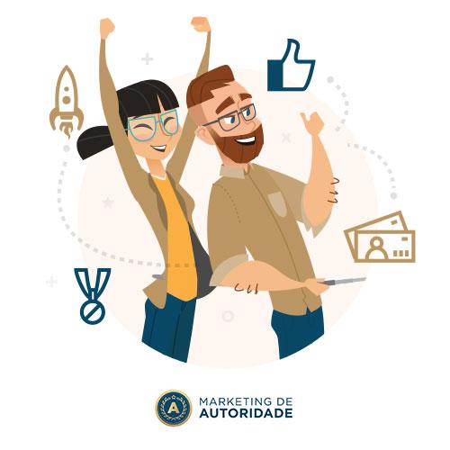 Marketing de autoridade - Nível 4: Autoridade