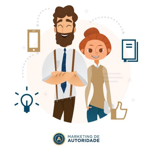 Marketing de autoridade - Nível 2: Celebridade instantânea