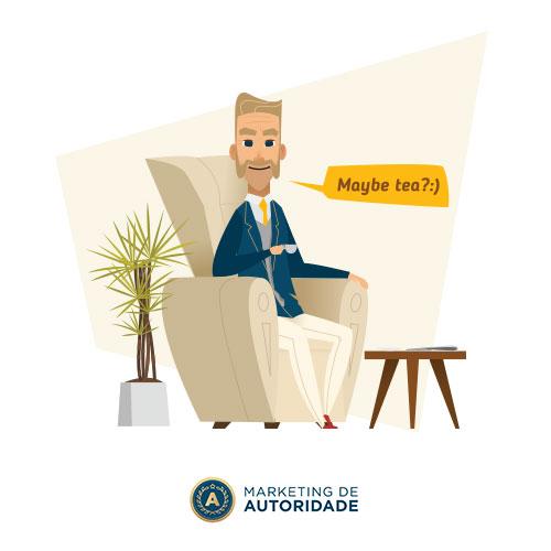 Marketing de autoridade - Nível 5: Conceito