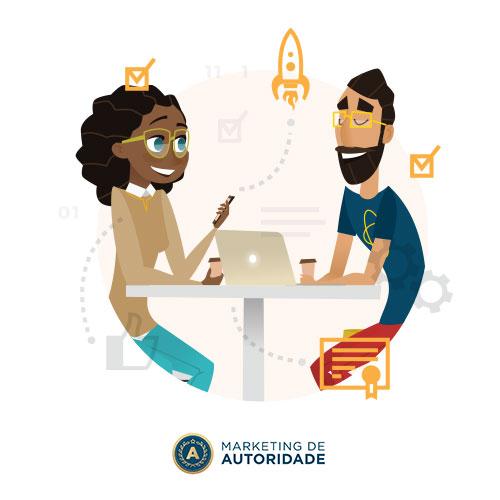 Geração de leads no Marketing de Autoridade